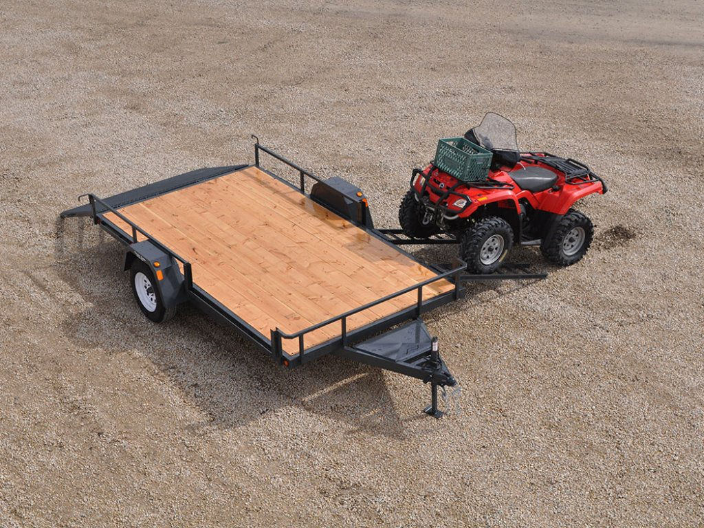 Compact Utility Trailers